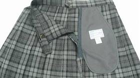 ※氏名片布の縫い付けはお客様側での加工になります